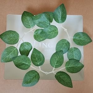 Ling's Moment faux Rose Leaves (3 avail.)